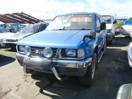 いすゞ ミュー ディーゼル・4WD