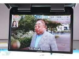 ★【ALPINE後席モニター】大画面で後席の方も快適ロングドライブ!!★