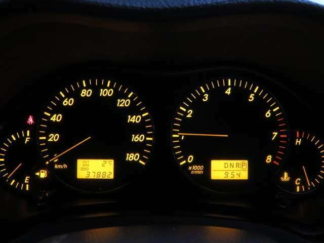 走行距離の比較的少ないお車です(*^^*)
