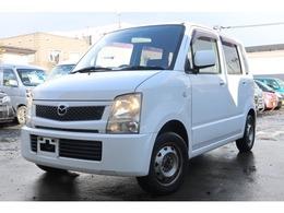 マツダ AZ-ワゴン 660 FX 4WD 5MT・4WD・キーレス・2.7万k