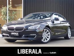 BMW 6シリーズグランクーペ 640i 純正HDDナビ サンルーフ クルコン ETC