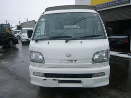ダイハツ ハイゼットトラック 660エアコンパワステSP 3方開 4WD