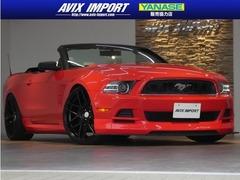フォード マスタングコンバーチブル の中古車 V6コンバーチブルプレミアム 埼玉県日高市 278.0万円