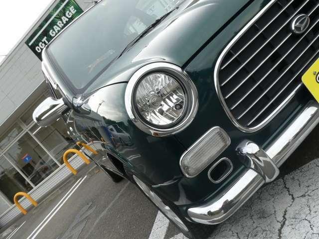 とても可愛らしいお車です☆