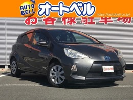 トヨタ アクア 1.5 G 純正ナビ・ワンオーナー・禁煙車