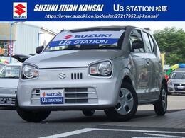 スズキ アルト 660 L スズキ セーフティ サポート装着車 衝突被害軽減ブレーキ・CDステレオ