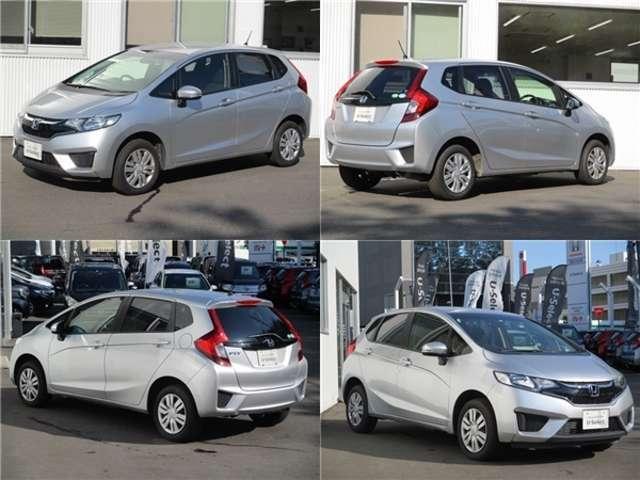 ホンダU-Select新さっぽろは、Honda認定中古車ディーラーです。お客様のカーライフに「安心・信頼・満足」のサービスをお届けします。☆当店は車両本体価格に『整備費用』を含んでいるのでお買い得です☆