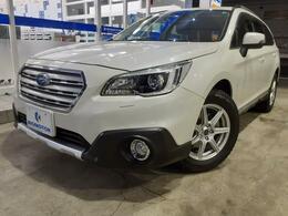 スバル レガシィアウトバック 2.5 リミテッド 4WD 8インチ HDDナビ/シート フルレザー
