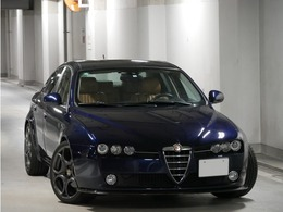アルファ ロメオ アルファ159 JTS 正規ディーラー車 カーボンリップ