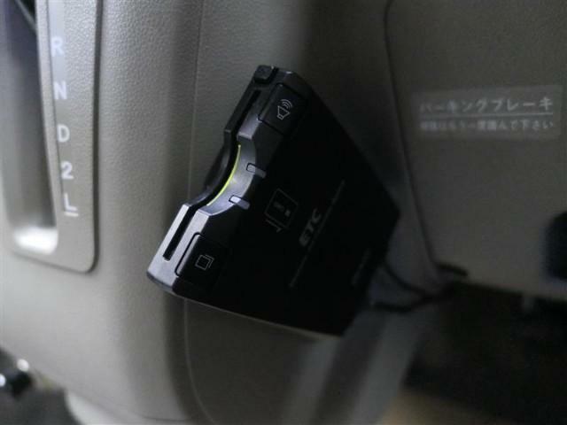 【ETC装備車】高速道路の料金所で慌てて小銭を探すことも無くなります。料金所もスイスイと通過!☆ETCカードの作成も当社におまかせくださいね☆