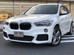 BMW X1 sドライブ 18i Mスポーツ LEDヘッドライト 純正ナビ Bカメ ETC