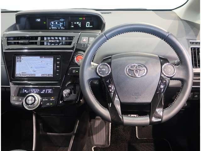 まるごとクリーニング施工済みでキレイ・清潔な車内となっております☆本当に中古車?と思ってしまうほどの綺麗さです♪気持ちよくご使用いただけますね!