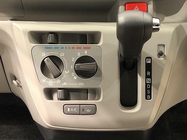 マニュアルエアコン・CVT車。