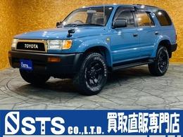 トヨタ ハイラックスサーフ 2.7 SSR-X 4WD クラシックメッシュグリル サンルーフ
