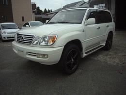 米国レクサス LX 470 4WD