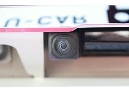 ※純正ナビの取付けでバックカメラを使用することができます!見えづらい車体後方部をナビの映像で映し出してしっかりサポート!難しいバック駐車も安心です♪