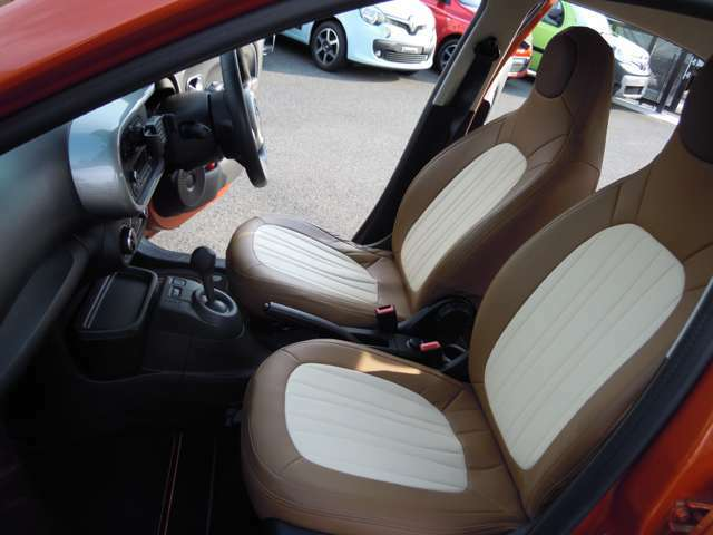 GTはシートヒーターが標準装備
