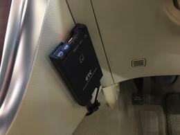 【ETC】ETCカードを差し込むことで料金の自動清算が出来るようになります。