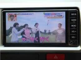 メモリーナビ☆ワンセグTV対応♪Bluetooth接続可能です♪