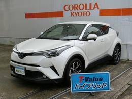 トヨタ C-HR ハイブリッド 1.8 G ナビ Bモニタ- ETC ワンオーナ-