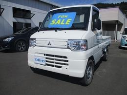 三菱 ミニキャブトラック 660 Vタイプ 4WD 切替4WD ゲートチェーン