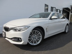 BMW 4シリーズグランクーペ の中古車 420i ラグジュアリー 岐阜県多治見市 285.0万円