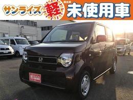 ホンダ N-WGN 660 G ホンダ センシング 4WD WEB商談可 届出済未使用車 4WD