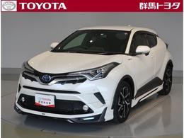トヨタ C-HR ハイブリッド 1.8 G トヨタ認定中古車 モデリスタフルエアロ