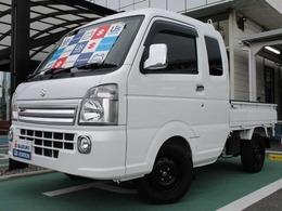 スズキ キャリイ 660 スーパーキャリイ X 3方開 4WD 5MT 4WD