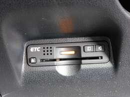 便利でお得な『ETC』付きです!再セットアップも当店にお任せ下さい。