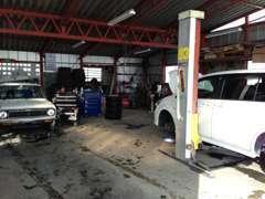 他社で購入のお車の入庫も、もちろん歓迎!
