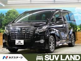 トヨタ アルファード 2.5 S BIG-X11型12.8型フリップダウン 100WAC
