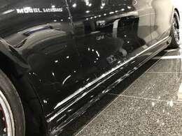 ◆MOSEL サイドスカート◆安心の納車前点検全車実施!!当社自社工場を完備しておりますので納車後の継続車検や一般整備はもちろんカスタムも可能です。お気軽にご相談下さい。