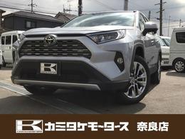 トヨタ RAV4 2.0 G Zパッケージ 4WD SUV・パワーシート・シートヒーター