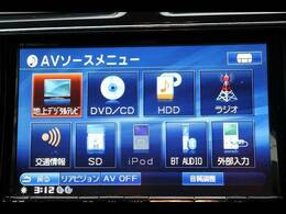 ALPINE8型SDナビゲーション搭載★DVD再生やBluetooth等機能も充実しております。