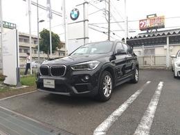 BMW X1 sドライブ 18i バックカメラ ワンオーナー