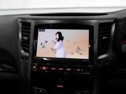 大画面8型SDナビテレビ付き