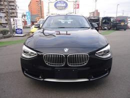BMW 1シリーズ 116i バックカメラETCドラレコ