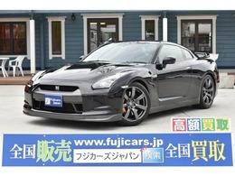 日産 GT-R 3.8 ブラックエディション 4WD 純正HDDナビ BOSE クルコン