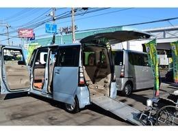 ホンダ N-BOX+ 660 G Lパッケージ 車いす仕様車 HIDヘッドライト パワースライドドア