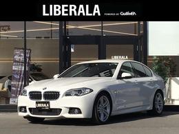 BMW 5シリーズ 523d Mスポーツ ディーゼルターボ ACC 純正ナビTV Bカメラ 19インチAW