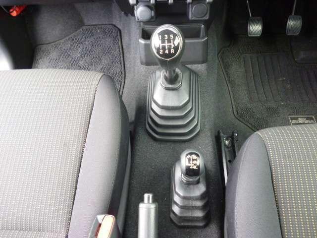 切り替えられる4WDがとても使い勝手がいいですね!
