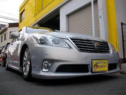 トヨタ クラウンロイヤル 3.0 ロイヤルサルーンG 地デジ付純正マルチ 新品車高調 Bカメ ETC