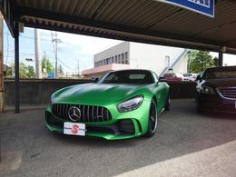 メルセデスAMG GT R ワンオーナー