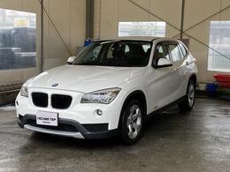 BMW X1 sドライブ 20i オートライト・スマートキー・社外ナビ