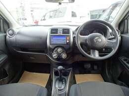 ◆内装色 / ブラック◆運転席からの視界が広い。メーターが見やすく質感が高い。シートに身を委ねた瞬間から、快適な走りへの予感に包まれます。
