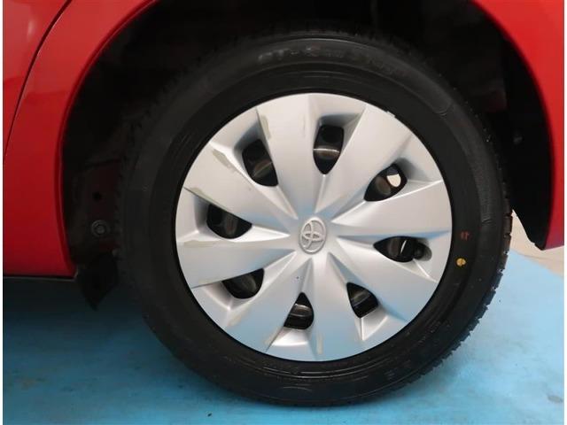 【165/70R14】タイヤの残り溝もしっかり残っております。ご納車前に点検・空気圧調整もさせて頂きますので、ご安心下さい。
