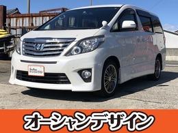 トヨタ アルファード 2.4 240S 4WD 検R5/6 SキーナビTV HID アルミ Bluetooth