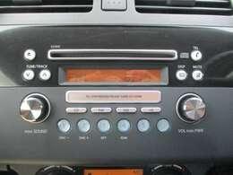 ■純正CDオーディオ■ドライブに欠かせないオーディオ付きです♪