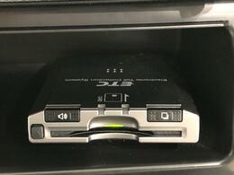 ETC車載器です。高速道路を利用する際の支払いがキャッシュレスなのでとても便利なアイテムです!
